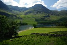 Free Buttermere Royalty Free Stock Images - 14773859