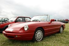 Free Classic Car Stock Photo - 14774950