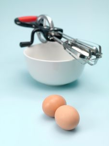 Free Egg Beater Royalty Free Stock Photos - 14775428