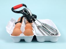 Free Egg Beater Stock Image - 14775441