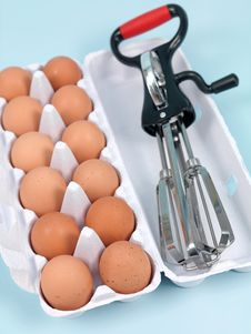 Free Egg Beater Stock Images - 14775444