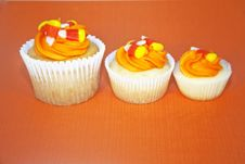 Free Halloween Cupcakes Royalty Free Stock Images - 14775569