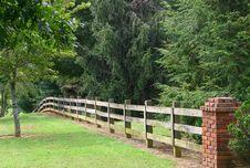 Free Fence Stock Image - 14775721