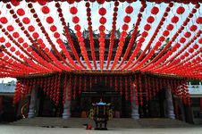 Tian Hou Temple Royalty Free Stock Images