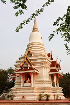 Buddhist Pagoda Royalty Free Stock Image