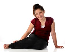 Free Lovely Preteen Royalty Free Stock Photography - 14776627