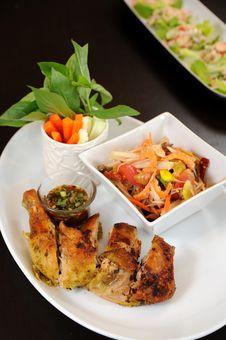 Free Thaifood Royalty Free Stock Photos - 14777098