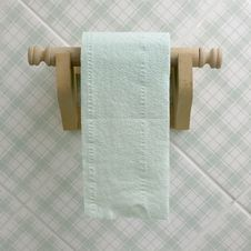 Free Toilet Paper Royalty Free Stock Photography - 14779457