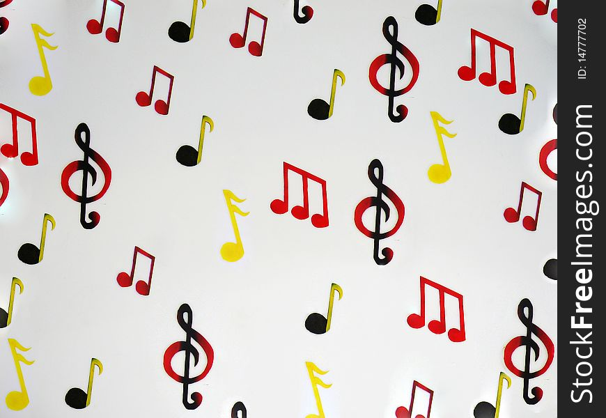 Music Note Background Free Stock Images Photos 14777702