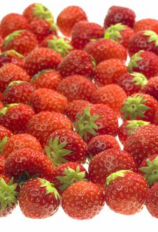 Free Strawberries Royalty Free Stock Photos - 14780368