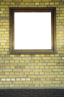 Free Notice Board In A Building Royalty Free Stock Images - 14780849