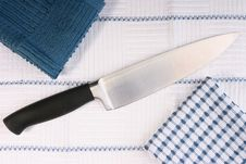 Free Kitchen Knife Royalty Free Stock Photography - 14781187