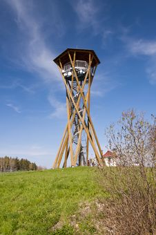 Free Lookout Tower Stock Image - 14781621