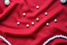 Free Pearls Royalty Free Stock Image - 14781766