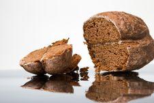 Free Sliced Off Honey Cake Stock Images - 14781784