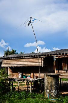 Free Antenna Stock Photo - 14782390
