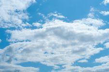 Free Sky Stock Photography - 14782522