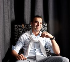 Free Young Business Man Stock Photos - 14782763