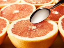 Free Delicious Grapefruits Stock Images - 14782834