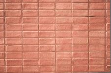 Free Red Brick Wall Royalty Free Stock Image - 14783316
