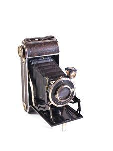 Free Old Camera Royalty Free Stock Image - 14783446
