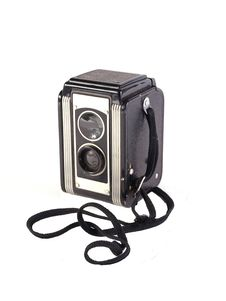 Free Old Camera Stock Photo - 14783450