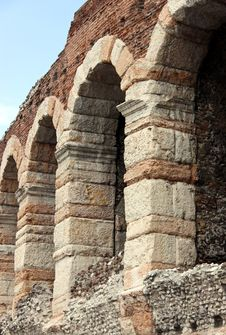 Free The Arena Colosseum In Verona, Italy Royalty Free Stock Image - 14785406