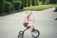 Free Riding A Bike Stock Photography - 14785992