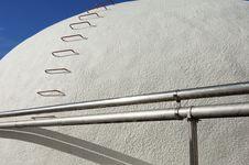 Free Concrete Wine Tanks Royalty Free Stock Photos - 14786008