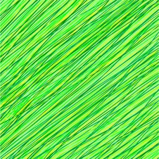 Free Abstract Green Background From Lines Royalty Free Stock Photo - 14786315