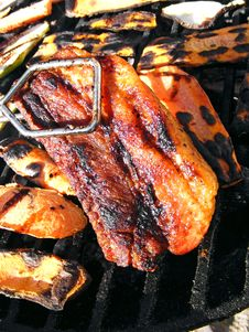 Free Sausage And Barbecue Stock Images - 14786464