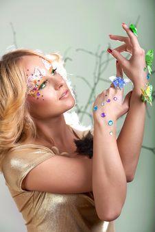 Free Fairy Royalty Free Stock Photo - 14786555