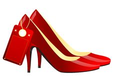 Free Female Shoe Royalty Free Stock Photos - 14786978