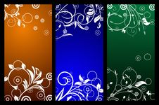 Free Floral Background Stock Image - 14787221