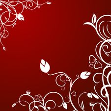 Free Floral Background Royalty Free Stock Photos - 14787268