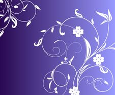 Free Floral Background Stock Image - 14787301