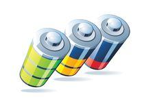 Free Battery Icon Stock Photo - 14788050