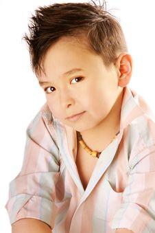 Free Asian Boy Stock Photo - 14789060