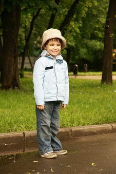 Free Joyful Boy Stock Photo - 14789070