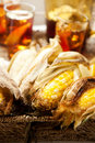 Free Grilled Corn Royalty Free Stock Photo - 14791045