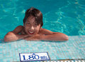 Free Boy In Swimming Pool Royalty Free Stock Images - 14792699