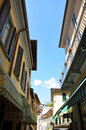 Free Narrow Street Of Bellagio Town Stock Image - 14792731
