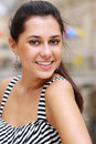 Free Young Happy Woman Stock Images - 14799484