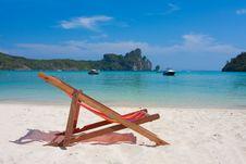 Free Beach Royalty Free Stock Image - 14790256