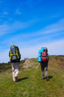 Free Hiking Stock Images - 14790464