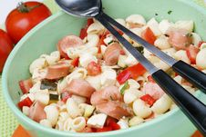Free Pasta Salad Stock Images - 14790644