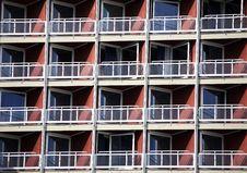 Free Hotel Balconies Stock Image - 14790691