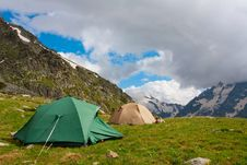 Free Tents Royalty Free Stock Photography - 14790897
