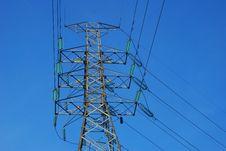 Free Electricity Pylon Stock Images - 14791314