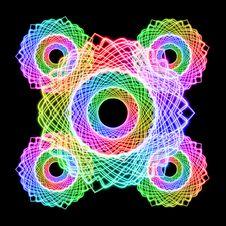 Free Rainbow Color Wheel Stock Photos - 14791443